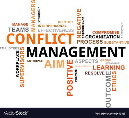 Interpret and Manage Conflicts within the Workplace